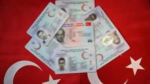 اخذ شهروندی ترکیه
