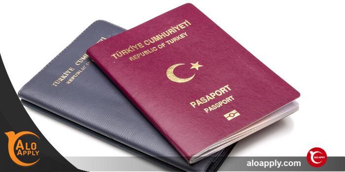 طریقه گرفتن پاسپورت ترکیه