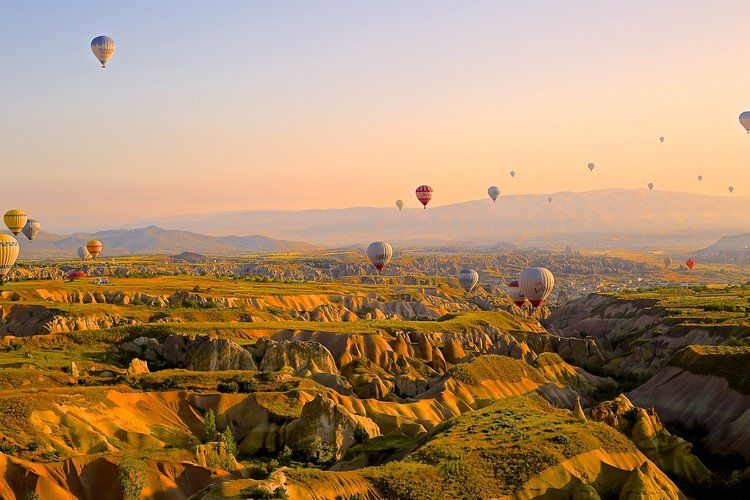 اخذ اقامت در ترکیه