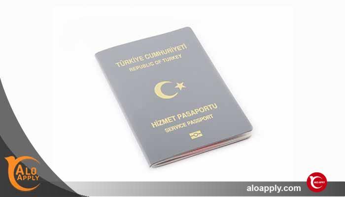هزینه های دریافت انواع پاسپورت در ترکیه