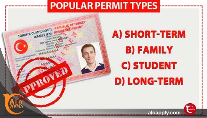 مجوز اقامت خانوادگی ترکیه