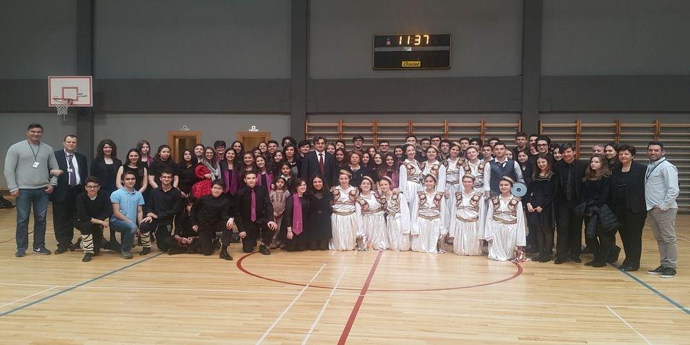 مدارس آمریکایی در ترکیه
