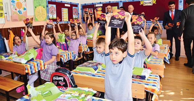 مقاطع تحصیلی مدارس ترکیه