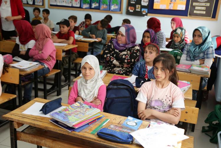 تحصیل در مدارس ترکیه