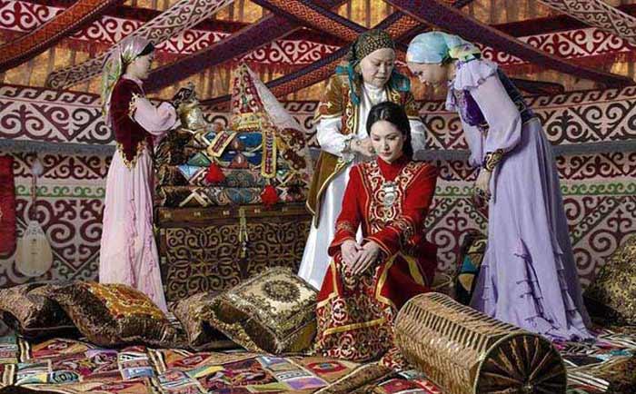 آداب و رسوم ازدواج در ترکیه