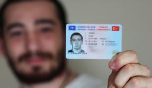 گرفتن گواهینامه رانندگی ترک (اهلیت)