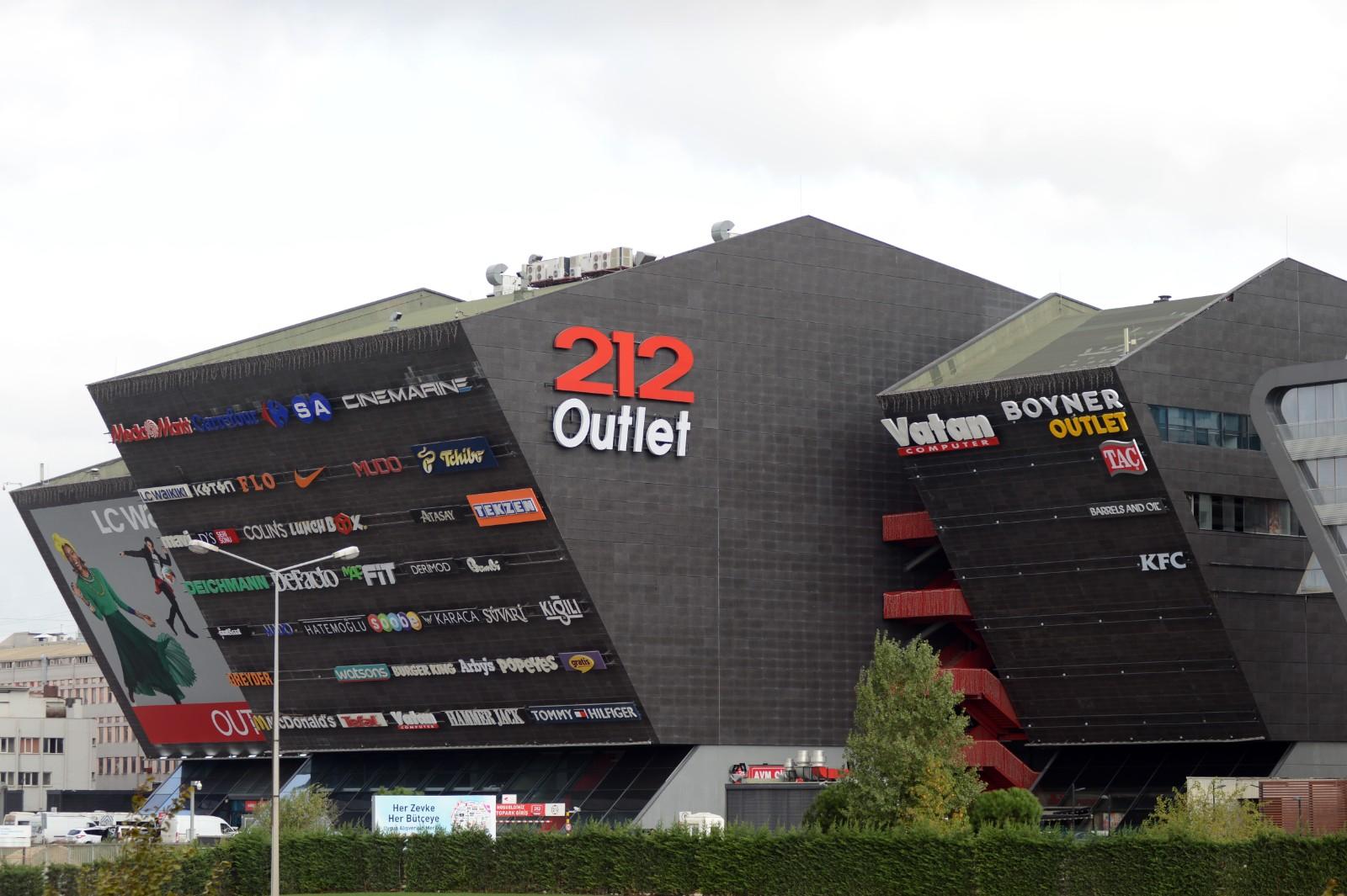 مراکز خرید تخفیف دار در استانبول