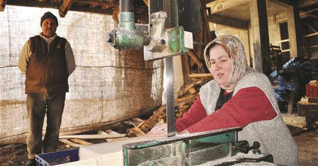 به کارگیری کارگر غیرقانونی در ترکیه