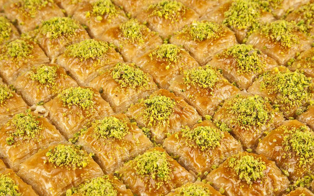 شیرینی های ترکیه