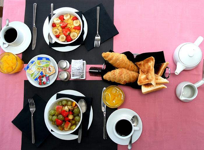 انواع صبحانه در ترکیه