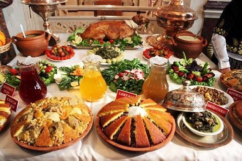 غذاهای معروف ترکیه