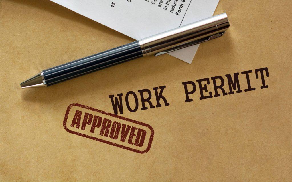 رد درخواست اجازه کار در ترکیه