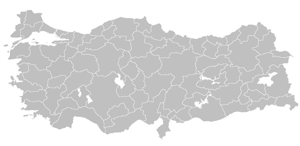 استان های ترکیه