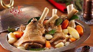 غذاهای محلی ترکیه