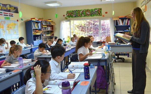 مدارس خارجی در ترکیه