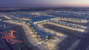 فرودگاه بزرگ استانبول
