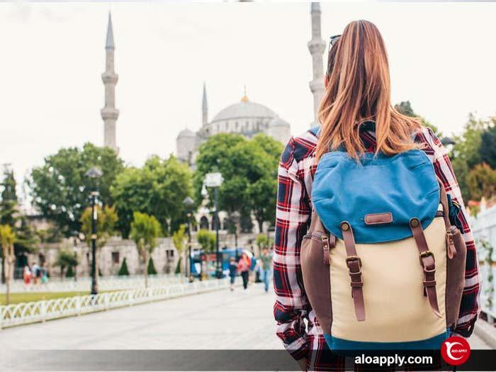 دانشجویان خارجی در کشور ترکیه