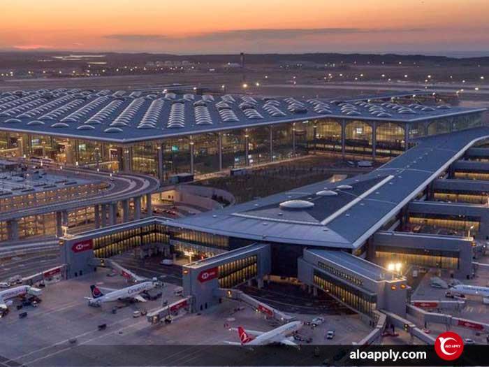 بهترین فرودگاه استانبول