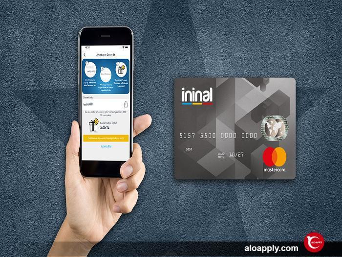نسخه الکترونیکی اینینال کارت