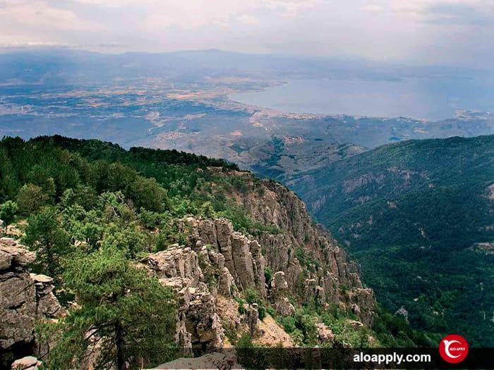 پارک ملی کوپورلو کانیون