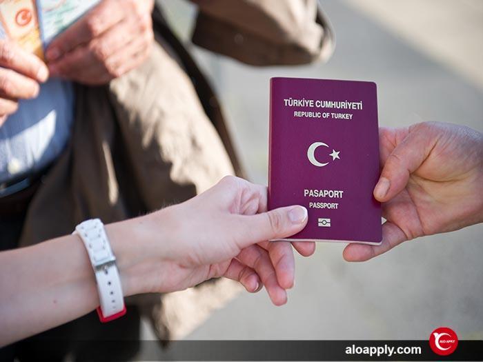 ارزش انواع پاسپورت ترکیه چقدر است؟