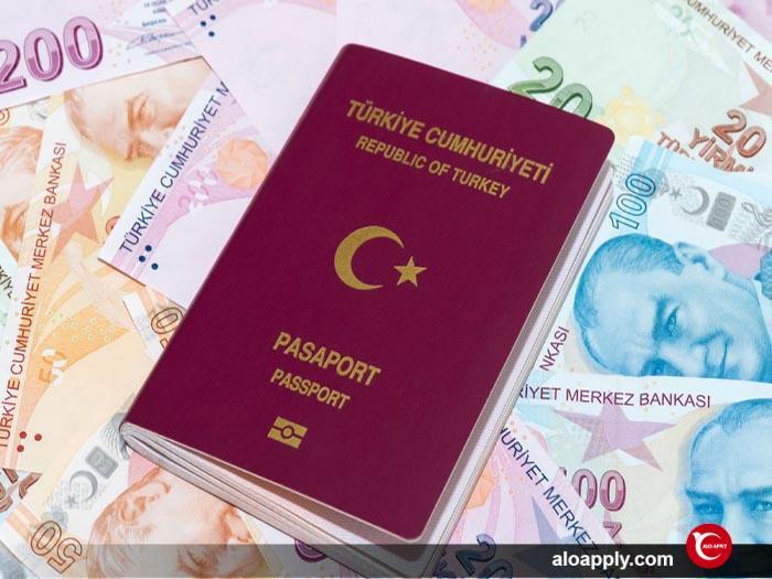 رتبه بندی انواع پاسپورت ترکیه