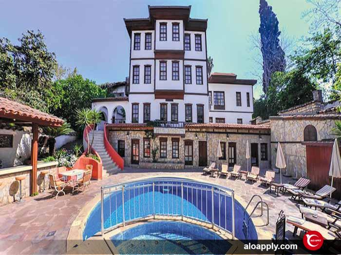 بهترین هتل های ترکیه