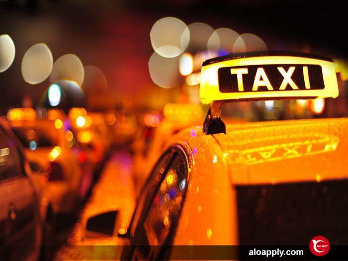 تاکسی های اینترنتی در ترکیه و جهان
