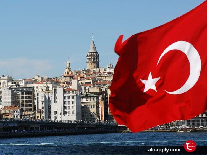 تمدید اقامت توریستی در ترکیه
