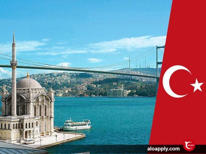 اقامت برای شرکت در کلاس های آموزشی ترکی