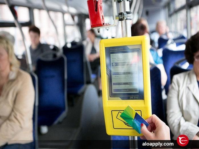 چگونه می توان از اتوبوس های شهری استفاده کرد؟