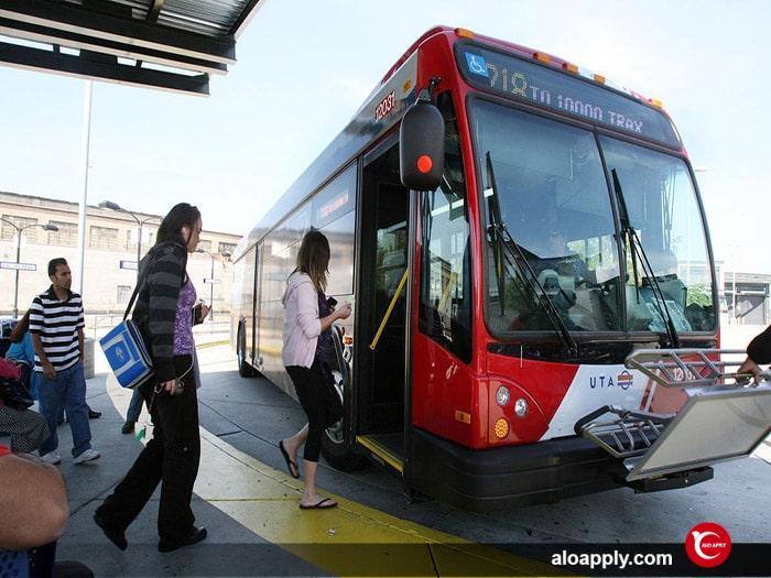 حمل و نقل با اتوبوس در شهر استانبول