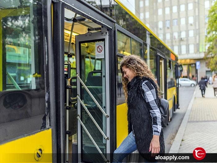 حمل و نقل با اتوبوس در شهر آنکارا