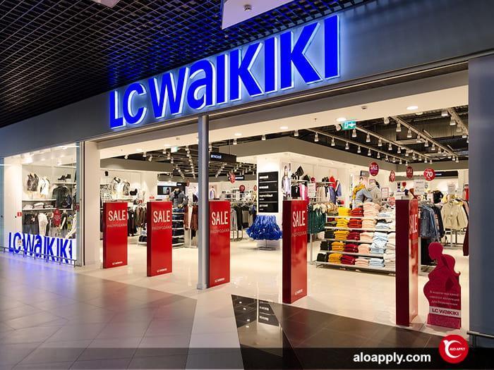 فروشگاه های ال سی وایکیکی در استانبول