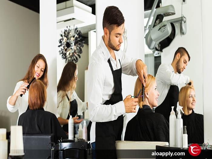 آرایشگاه سان در آجی بادم