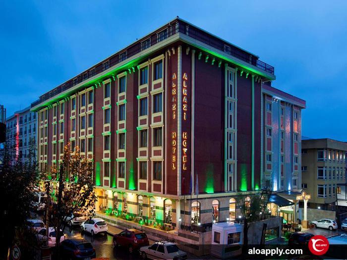 هتل Alrazi