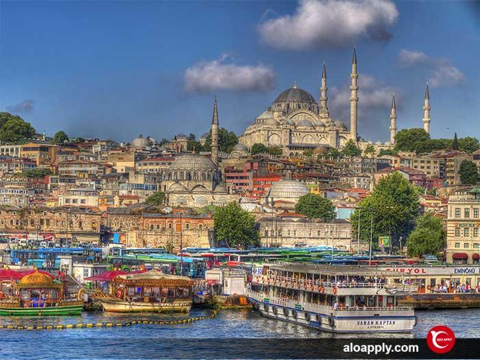 تفاوت اقلیمی دو بخش آسیایی و اروپایی استانبول