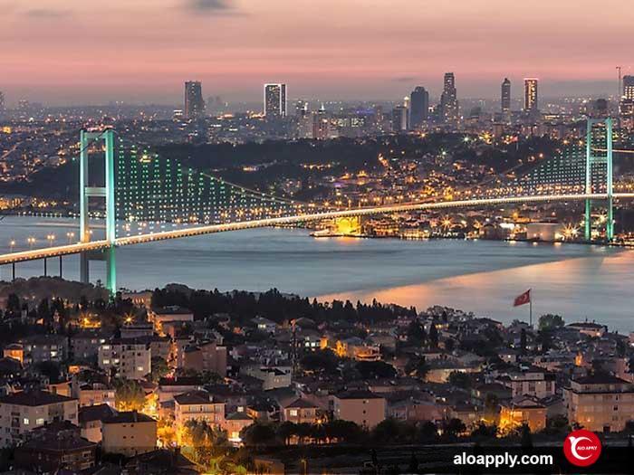 تفاوت های دو بخش آسیایی و اروپایی استانبول ترکیه
