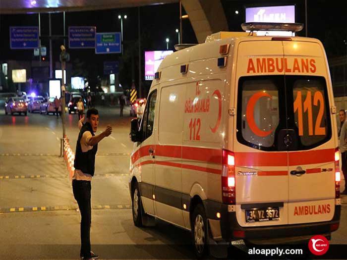 شماره اورژانس در ترکیه
