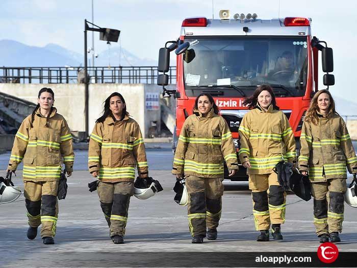 شماره آتش نشانی در ترکیه