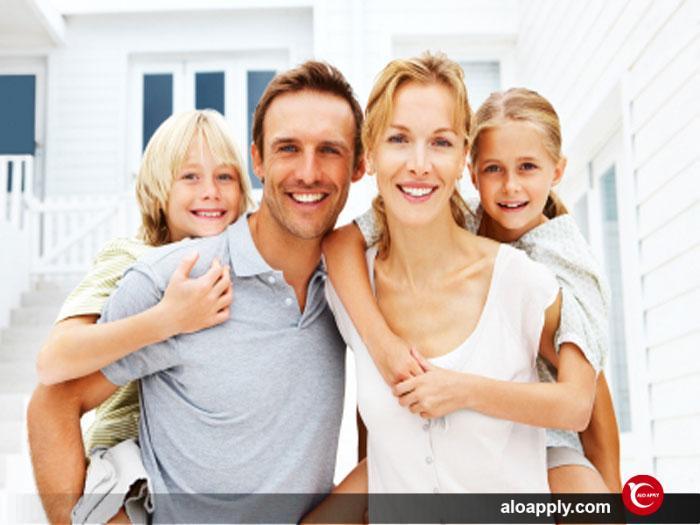 اجازه اقامت خانوادگی