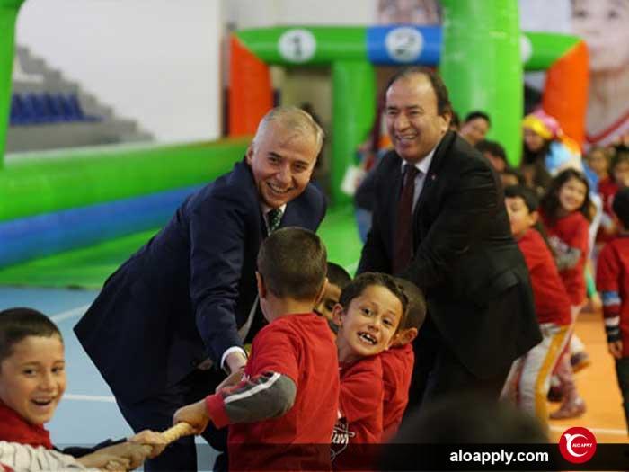 روز ملی ورزش در ترکیه
