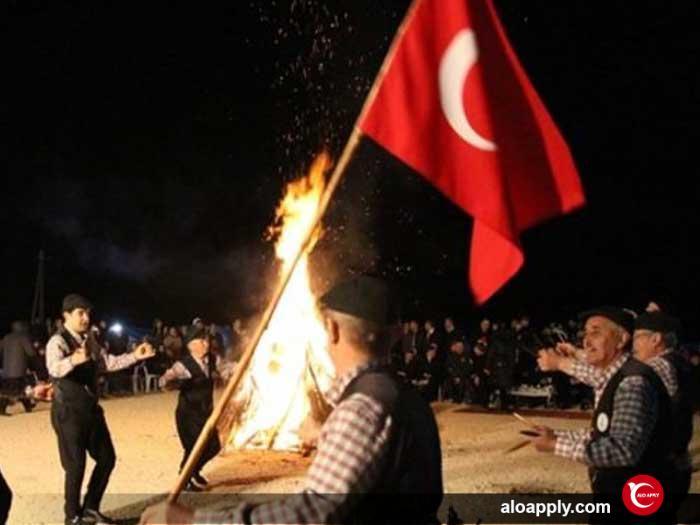 روز پیروزی در ترکیه