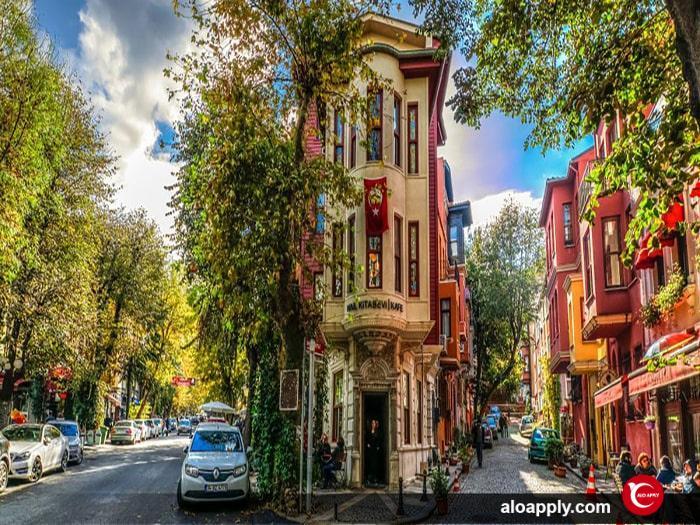محله ببک استانبول