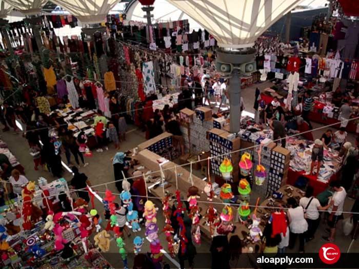 بازار استارا سلطان احمد