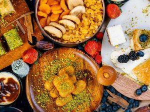 بهترین شیرینی های ترکیه ای