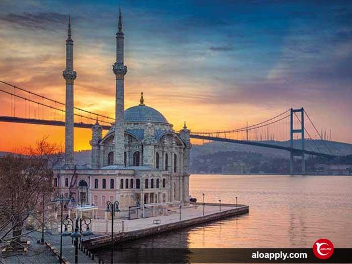 مزایای دریافت اقامت ترکیه