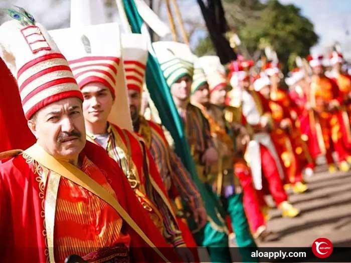 آداب و رسوم ترکیه ای ها در اعیاد
