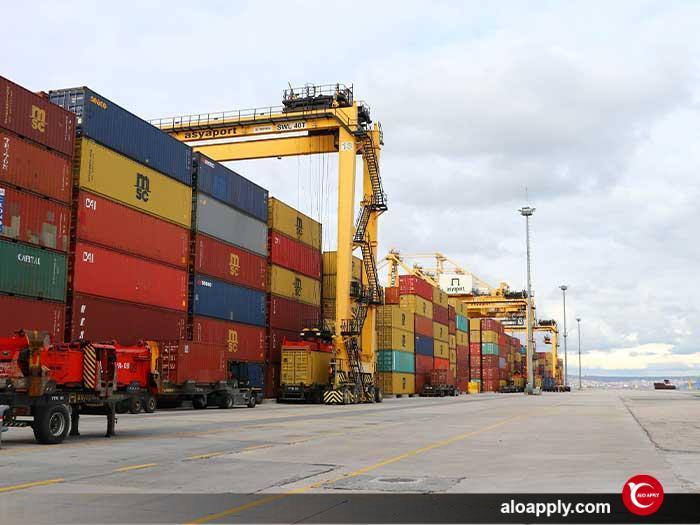 رشد صادرات کشور ترکیه