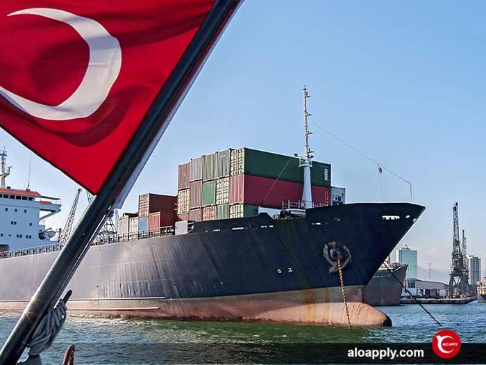 بیشترین محصولات صادرات ترکیه چیست؟